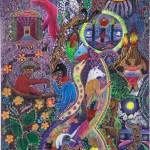 "<p id=""aya-art"">Art Inspired by Ayahuasca</p>"