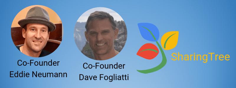 Co-Founders Eddie Neumann and Dave Fogliatti