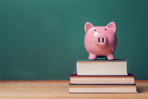 Five Books for the Broke College Student