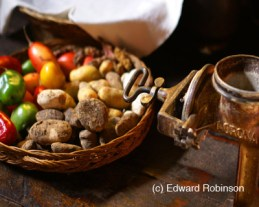 Peru - Local Kitchen Staples - Edward Robinson