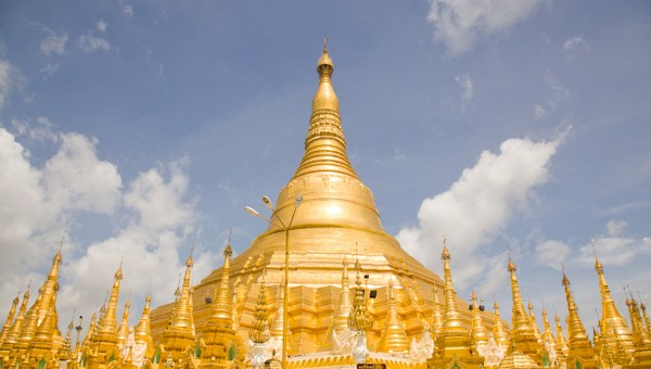 South East Asia – Chapter 16 – Shwedagon Pagoda