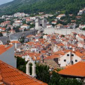 The city and the walls, Dubrovnik