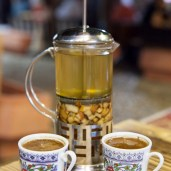 Turkish Food - Tea and Coffee
