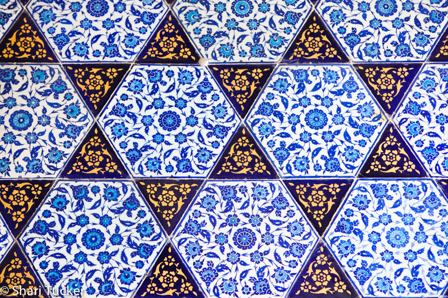 Turkish Tile Work