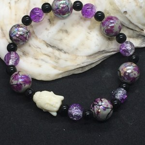 Buddha & Beads Bracelet