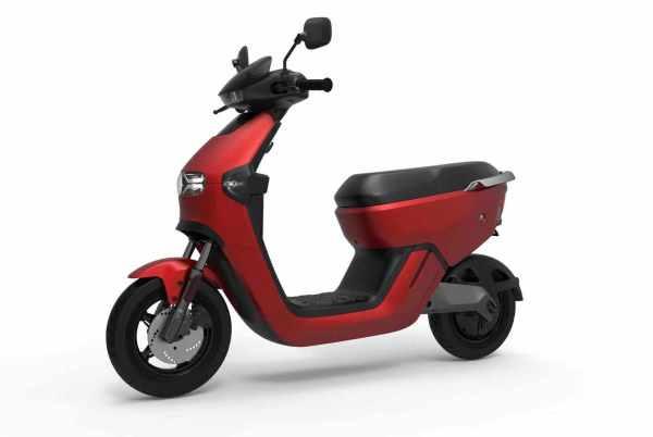 E-Mako Rosso 2 scooter elettrico