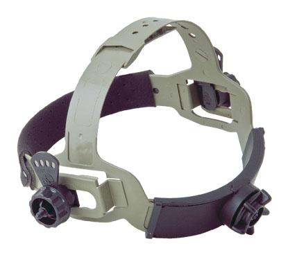 Headgear for Red Large Lense Flip Up