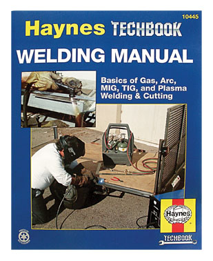 Hayes Welding Manual containing basic guidelines for Arc welding.
