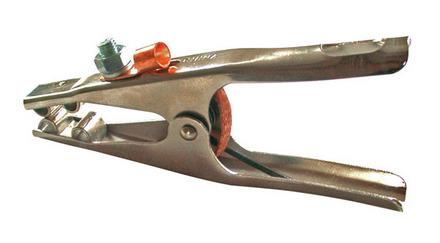 Steel Ground Clamp – 500 Amp