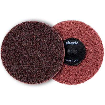 Surface Conditioning Discs – Aluminum Oxide 3″ Medium. 25 pack.