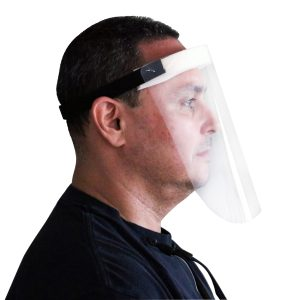 Infection-Control Face Shield