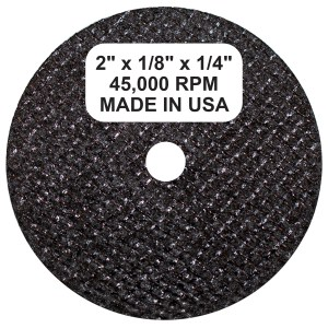 30-10 3-Inch by 1//32-Inch by 1//4-Inch Cut-Off Wheel 10-Pack