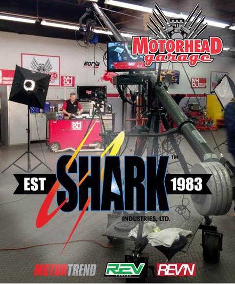 Shark Industries on Motorhead Garage