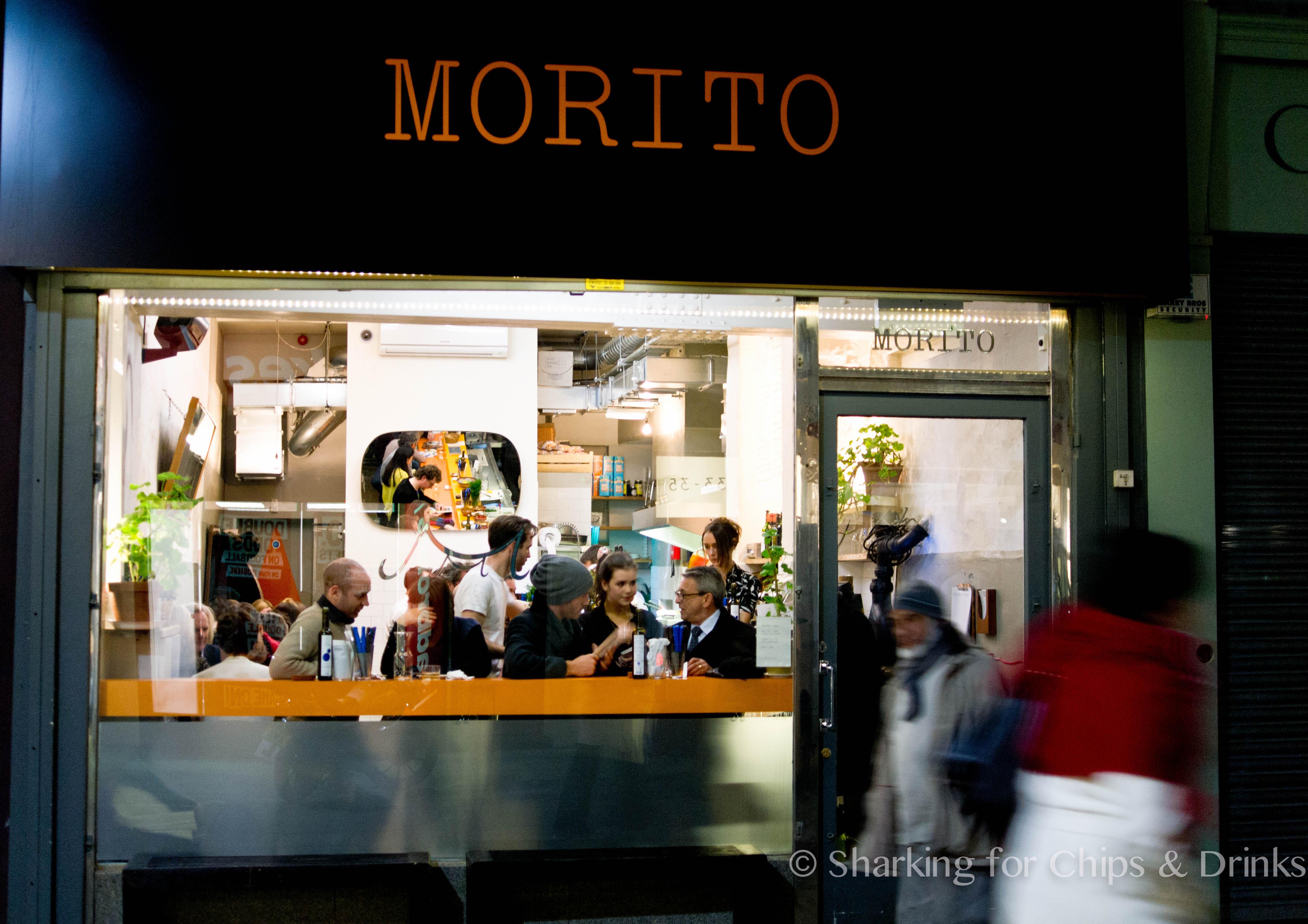 Morito Restaurant London