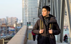 Iwen Lam reflects on his college and career experience