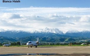 Photo of the Week: Ready to soar over the mountains