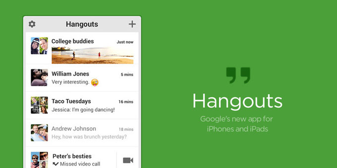 Hangout for pc download (windows/mac) | apps for pc.