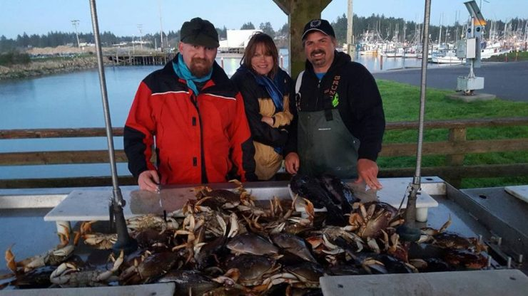Charter a Fishing Trip - Coos Bay, Pacific Ocean