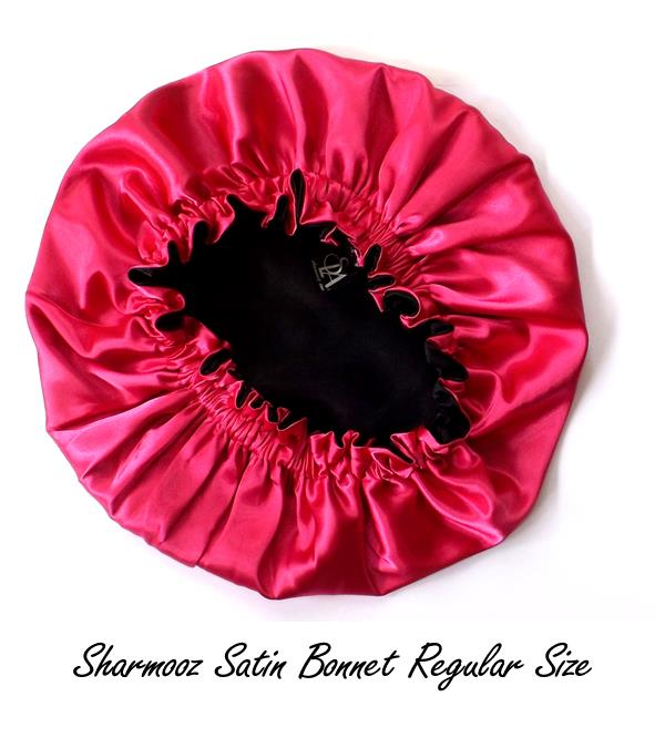 With a brand name that plays on charmeuse satin that it uses for its  accessories, Sharmooz has expanded from just making hair accessories to  also creating
