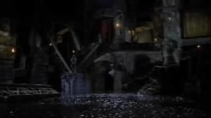 Jonathan dans le château scène coupée