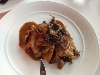 mushroom scalloppini