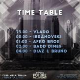 Dopenez-Timetable