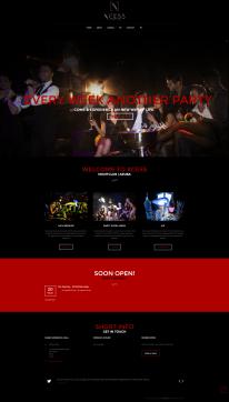 Homepage XCESS Life Aruba