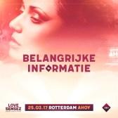 Love Sensez - Belangrijke-info