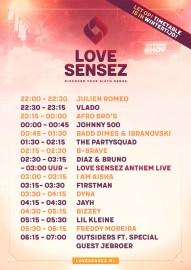 Love-Sensez---timetabel