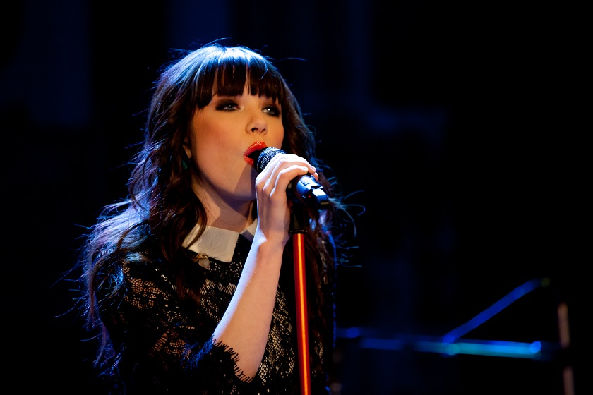Carly Rae Jepsen Joins Carnival Cruise Lines Sharon At Sea