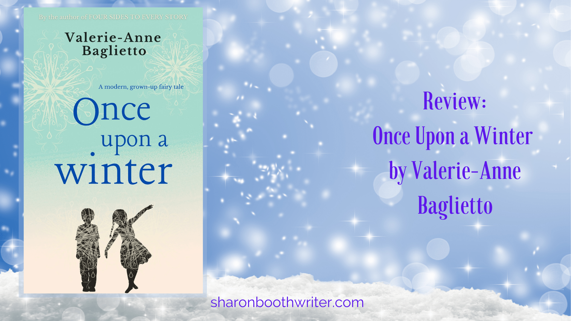 Once Upon a Winter by Valerie-Anne Baglietto