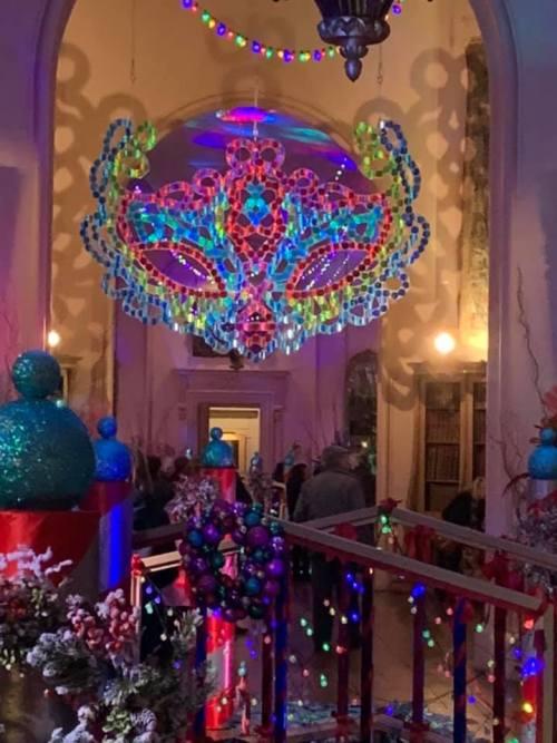 Castle Howard Masquerade Christmas