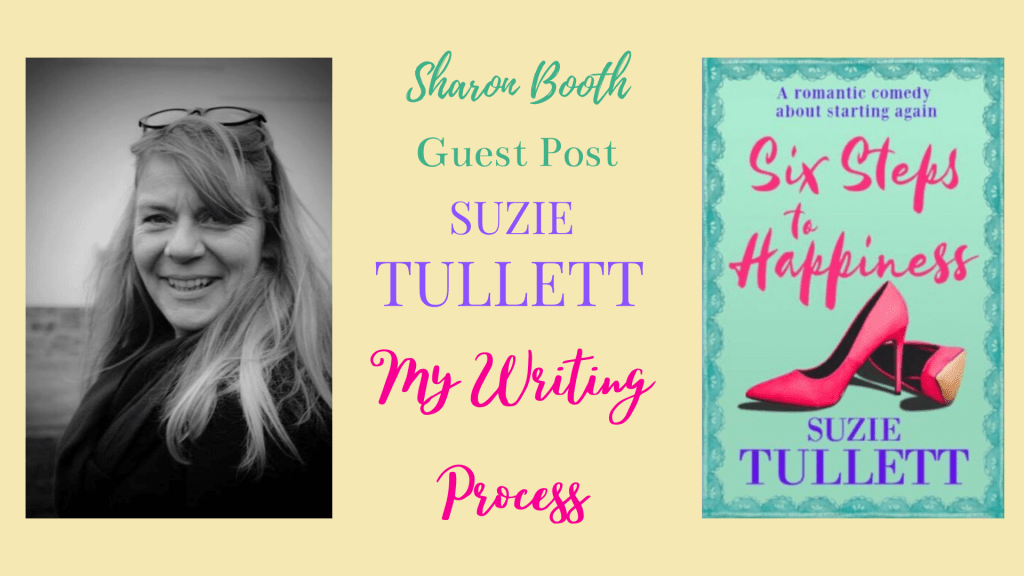 Suzie Tullett on her writing process