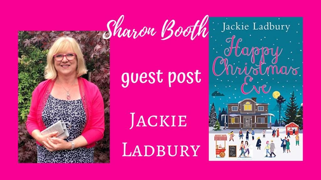 Guest post Jackie Ladbury