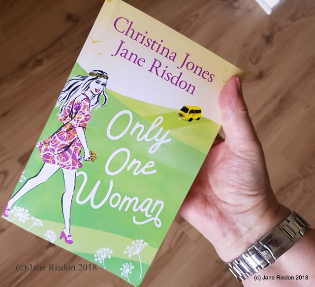 paperback edition of Only One Woman