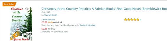 Bramblewick bestseller Christmas at the Country Practice
