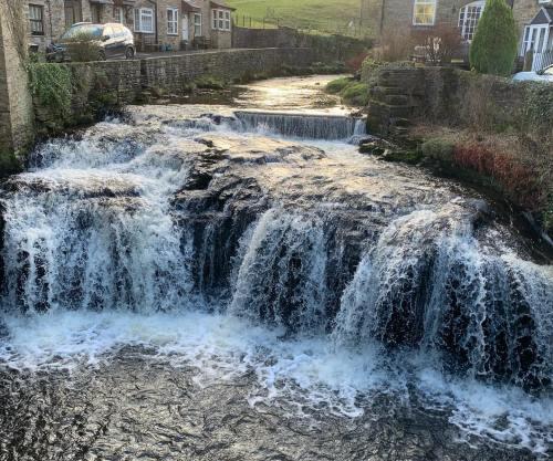 Hawes Falls, Yorkshire Dales