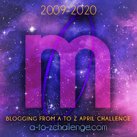 AtoZChallenge M is For ...