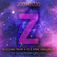 A to Z Challenge Z is For ...