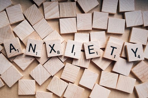 A-Z challenge anxiety