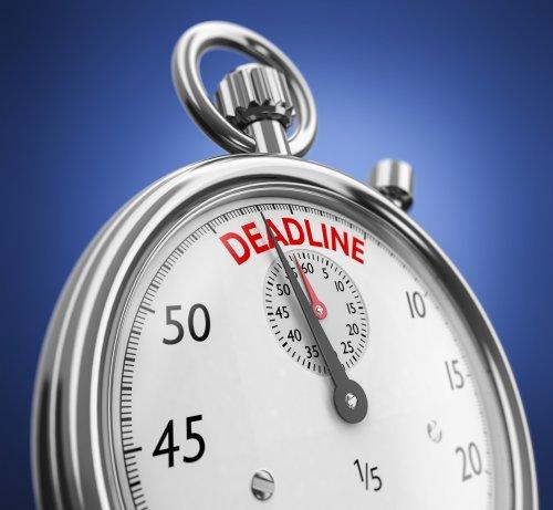 AtoZ Challenge deadline