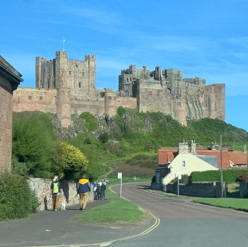 A Northumberland adventure in Bamburgh