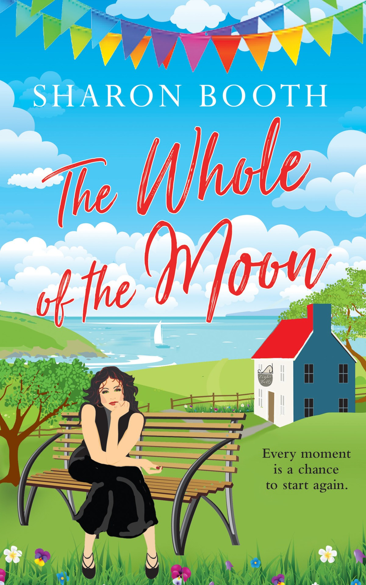 The Whole of the Moon larger for KDP cover