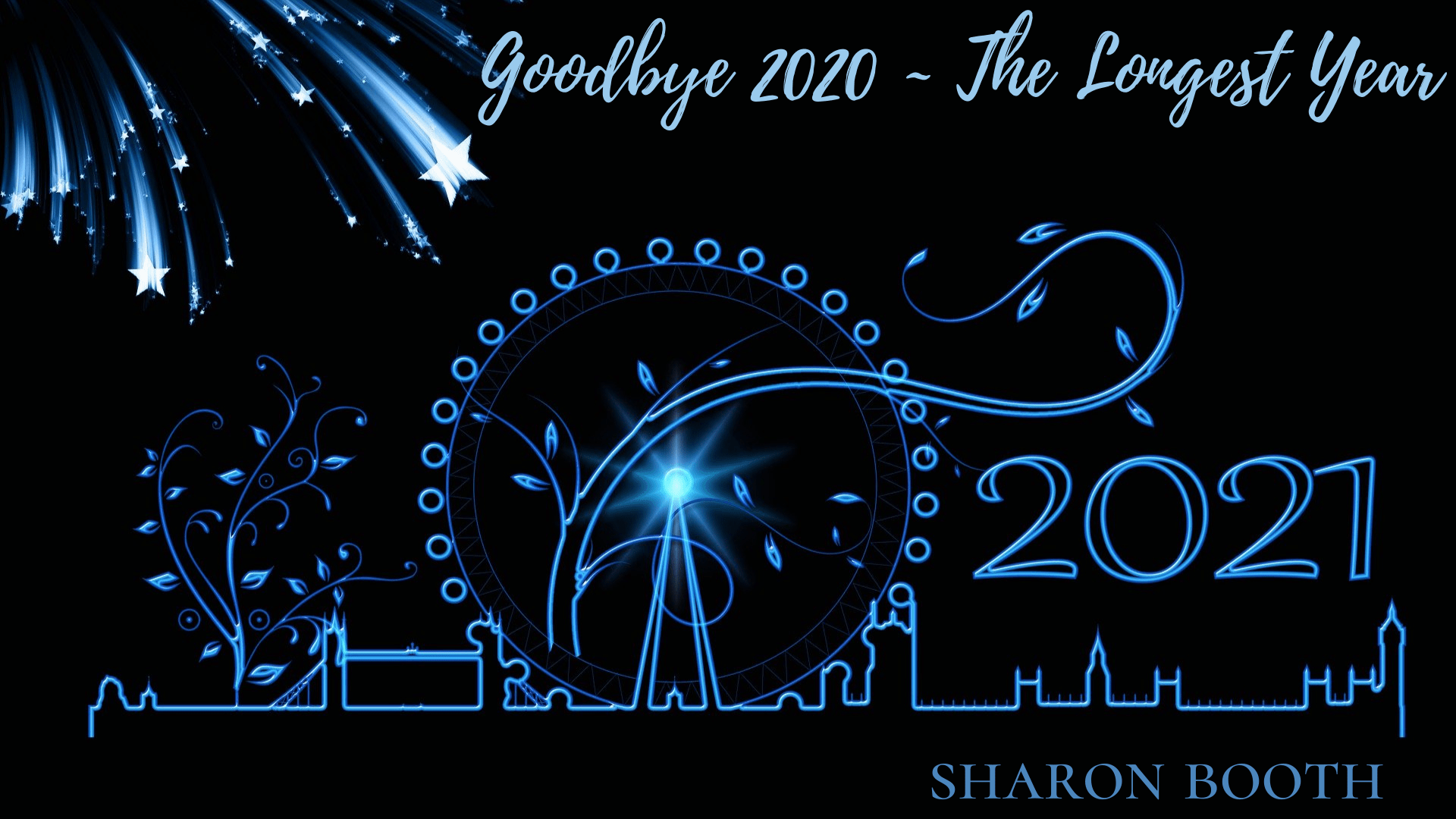 Goodbye 2020 ~ The Longest Year