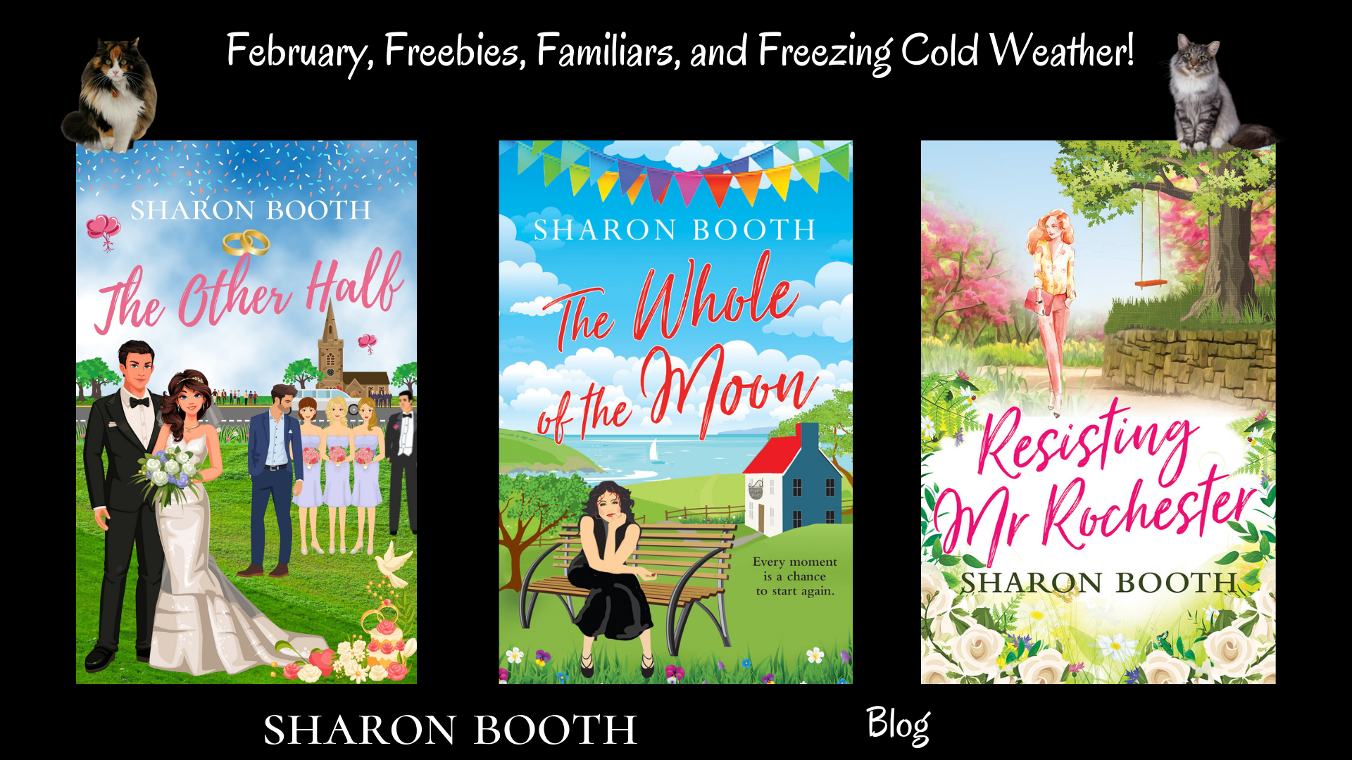 February, Freebies, Familiars, and Freezing Cold Weather!