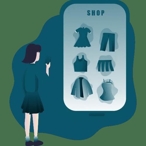 אתר מכירות אונליין - הזנת 20 מוצרים
