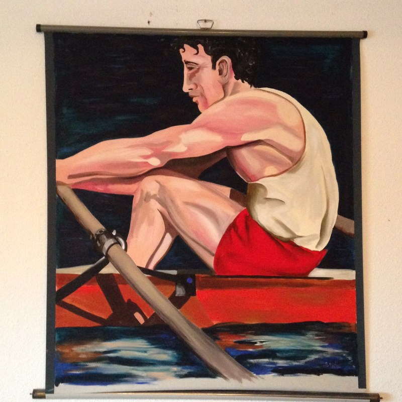 Collin the rower