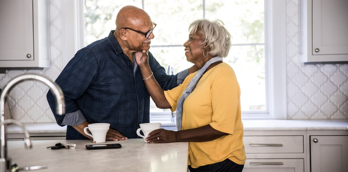 aging in place, senior citizens, empty nest