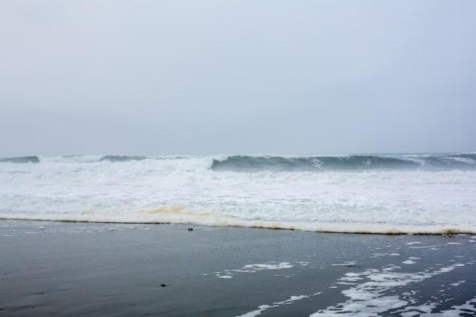 Pacific Ocean - Winter
