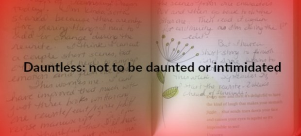 dauntless_definition
